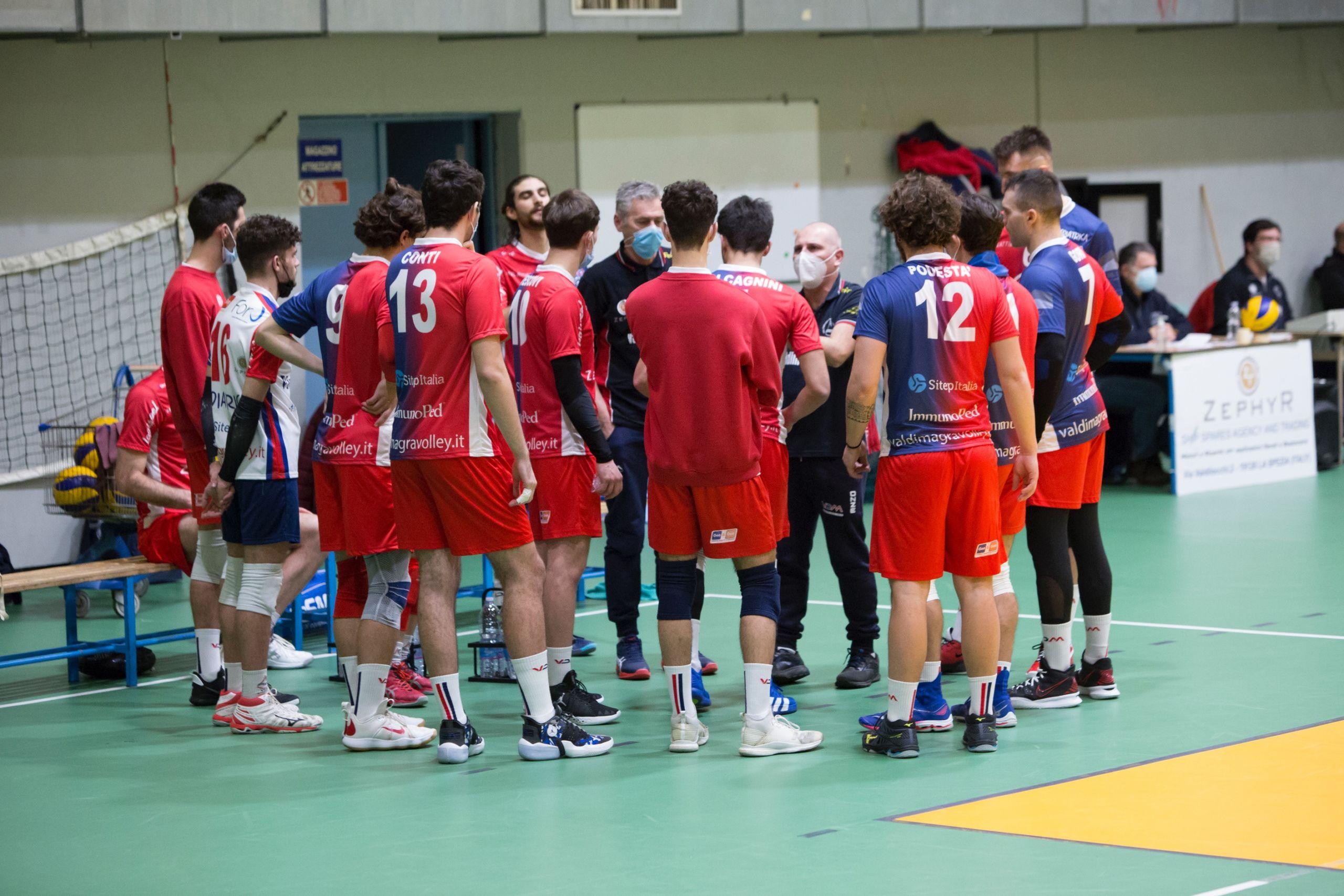 volley serieB campionato